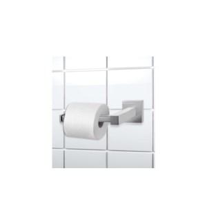 Porte-papier de toilette Carr' Chrome - 16x8.2x7.9-10B