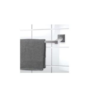 Porte-serviettes carr' de 20 po, chrome-6B