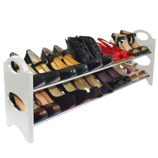 LUXE TAGÔRE · SOULIERS BLANC 10 Paires 10B