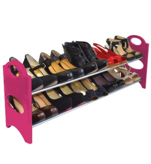 LUXE TAGÔRE · SOULIERS ROSE 10 Paires 10B