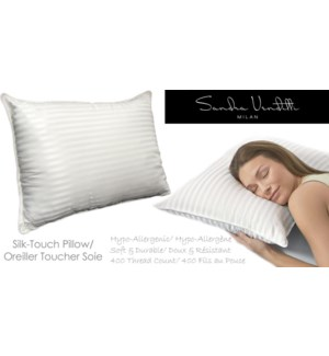 Lux Strp Owhi Pillow Shell Q