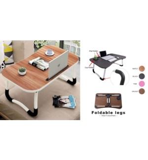 LAPTOP FOLDING TRAY TABLE-PINK 1/B