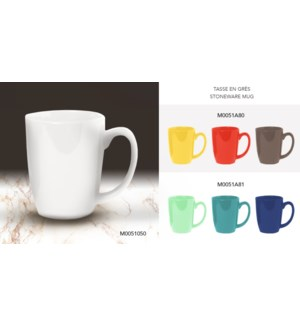TASSE CERAMIQUE 350 ML BLANC