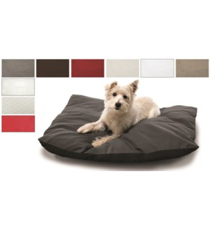 Mic Suede Dog Bed  27x36 6/b