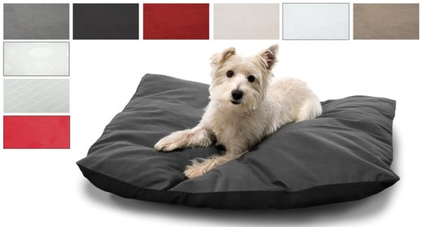 Mic Suede Dog Bed Shell 27x36