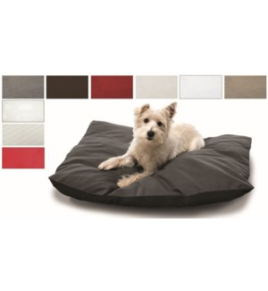 Mic Suede Dog Bed Shel 34x44