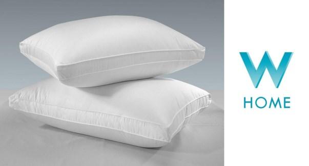 Micrgel Pillow Whi Medum Std