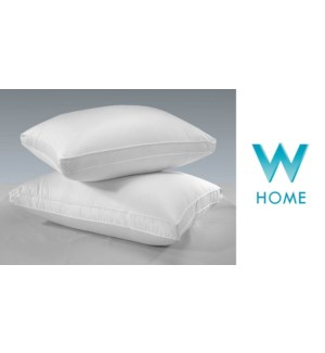 Micrgel Pillow Whi Soft Qun
