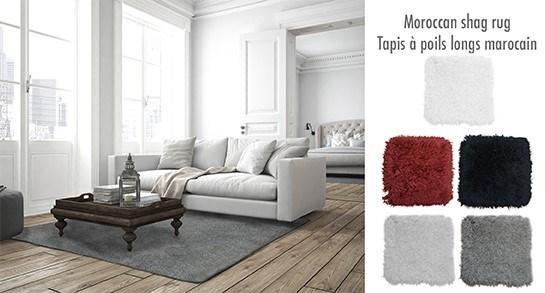 MOROCCAN-white-36 x 60-RUG 1p