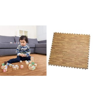 Aspect bois interlocking 9PC Set 30x30x1CM-12B