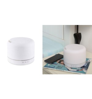 500 ML Bluetooth Diffuser White  Colour Changing  - 6B