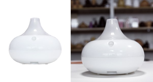 80ML Promo Aroma Diffuser White/Grey- 6B