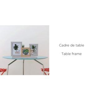 Table Frame 22.5x39x6 - 6B