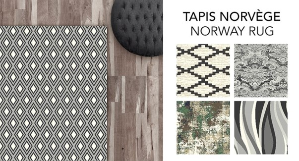 Tapis Norway 4x6