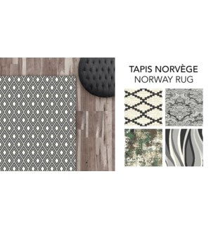 Tapis Norway 4x6