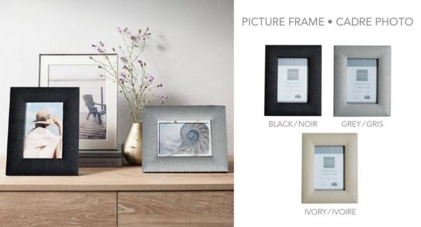 5x7 Photo Frame Asst.- 12B