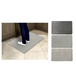 ANTI FATIGUE FOAM MAT 46X76 ASST.8/B