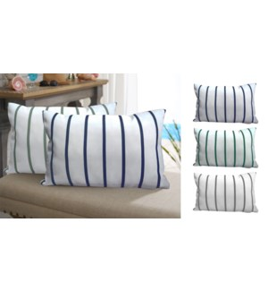 Tropicale Outdoor Lumbar cushion 13x19 ASST.  12/B