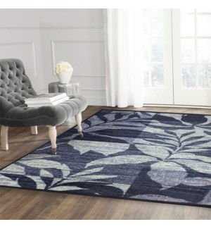 Renfrew Carpet Blue 122x183cm
