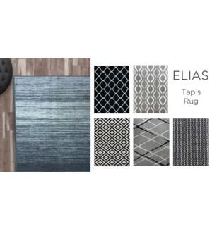 Tapis Elias 3x5-6B