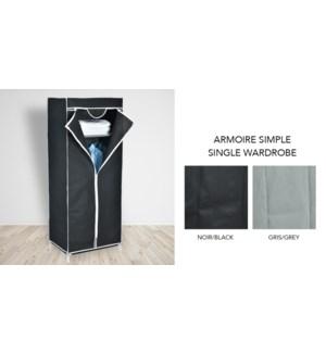 Armoire simple - Ass. 58x43x149 - 10B