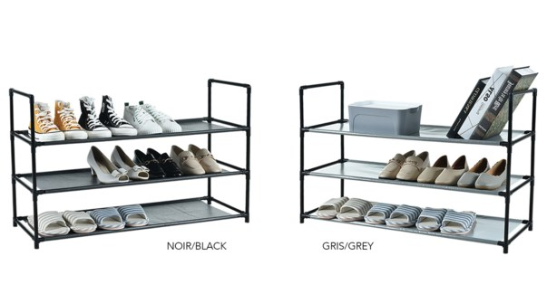 tagŠre … chaussures … 3 niveaux - tagŠre en tissu - 12B