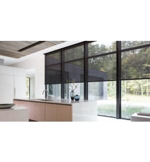 STORE SOLAIRE AVEC  CORDON-Blanc-40 x 84-STORE 6/b