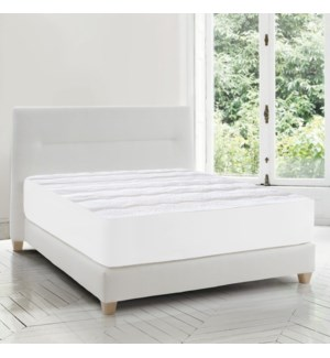 SOFT TOUCH COUVRE-MATELAS BLANC GRAND 4B
