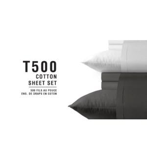 T500 STOCK SHEET S WHI F 2