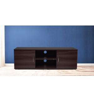 Meuble TV Espresso 120x40x39cm
