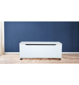 Meuble de rangement blanc 100x40x35cm