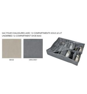 Chaussure … 12 compartiments arriŠre -74x58.5x14