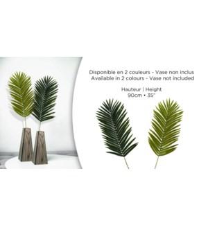 Feuille artificielle Kentia Palm Leaf 90cm -ASST- 30B