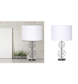 Metal lamp White - 50x33CM-4B