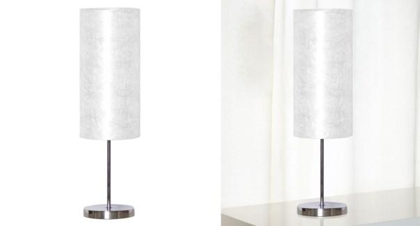Lampe de table blanc 48x14 - 4B