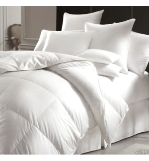 URBAN COUETTE DE PLUMES BLANC SIMPLE 6B