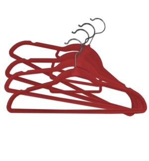 Velvet Hanger Red 42x23 4b