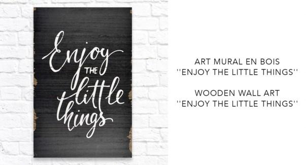 Profitez de Little Wall Art - 40x60 - 8B