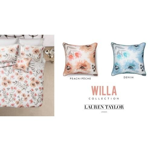 "Willa Cushion Asst 20x20"" 12b"