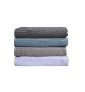 WAFFLE-Taup-20X30-HAND TOWELS