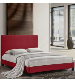 Bed Frame Red Xs P45 Tw