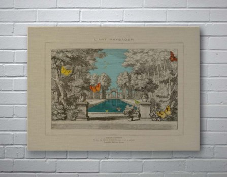 L Art Paysager-Landscapes and Seascapes