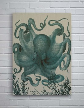 Octopus III Blue-Coastal and Tropical