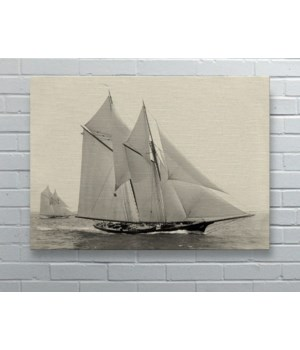 Sail Boat-Coastal and Tropical