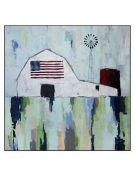 Hillary Barn-Architecture