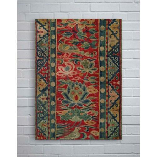 Antique Fabric-Decorative Elements