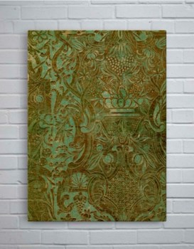 Antique Fabric 2-Decorative Elements
