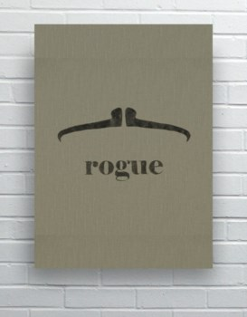 Rouge Moustash-Fashion and Figurative