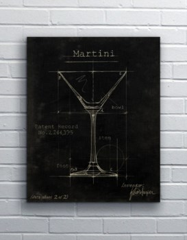 Barware Martini-Fashion and Entertainment