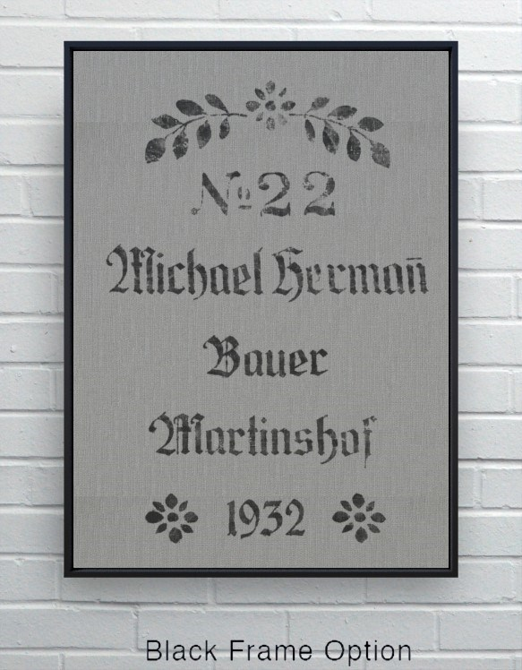 German Sac-Decorative Elements